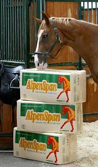 Trociny dla koni śląsk