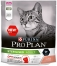 Zdjęcie Purina Pro Plan Cat Sterilised Salmon dla kota Optisenses łosoś 400g