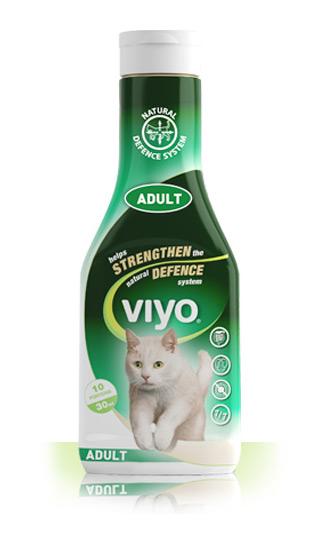 Zdjęcie Viyo Napój Adult dla dorosłych kotów   300 ml