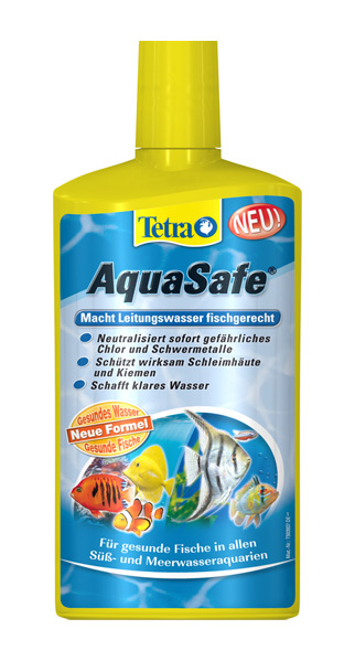 Zdjęcie Tetra AquaSafe - uzdatniacz do wody   500ml
