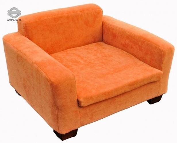 Zdjęcie Lexxit Fotelik nr 1 na nóżkach z drewna  56 x 48 x 34 cm