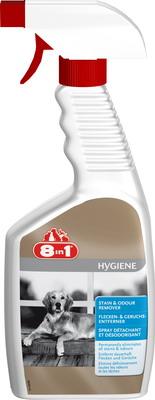 Zdjęcie 8in1 Stain & Odour Remover spray  preparat do usuwania plam i zapachów 700ml