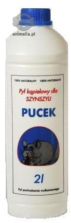 Zdjęcie Certech Pucek pył kąpielowy dla szynszyli   2l