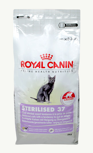 royal canin promocja sterilised 37 400g 400g. Black Bedroom Furniture Sets. Home Design Ideas