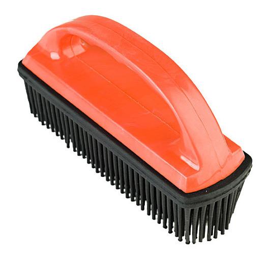 Zdjęcie Horze Szczotka gumowa do usuwania włosów