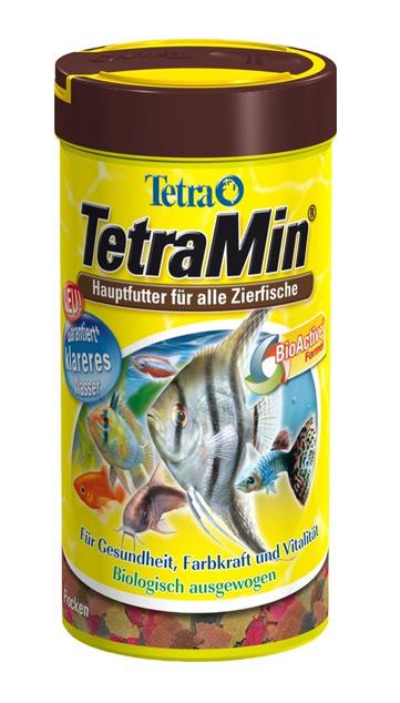 Zdjęcie Tetra TetraMin pokarm dla ryb słodkowodnych  płatki 250ml