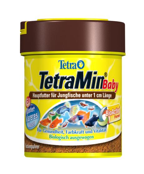 Zdjęcie Tetra TetraMin Baby pokarm dla narybku   66ml