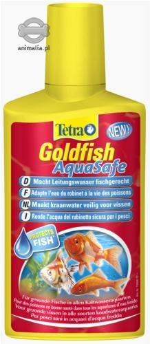 Zdjęcie Tetra AquaSafe Goldfish  uzdatniacz do wody 100ml