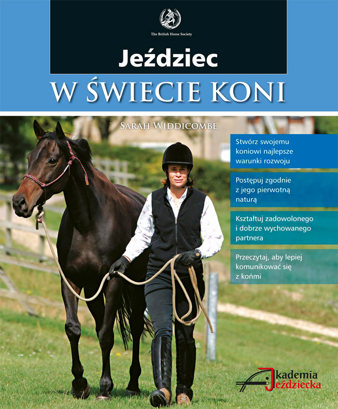 Zdjęcie Akademia Jeździecka Jeździec w świecie koni