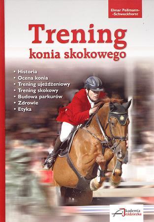 Zdjęcie Akademia Jeździecka Trening konia skokowego