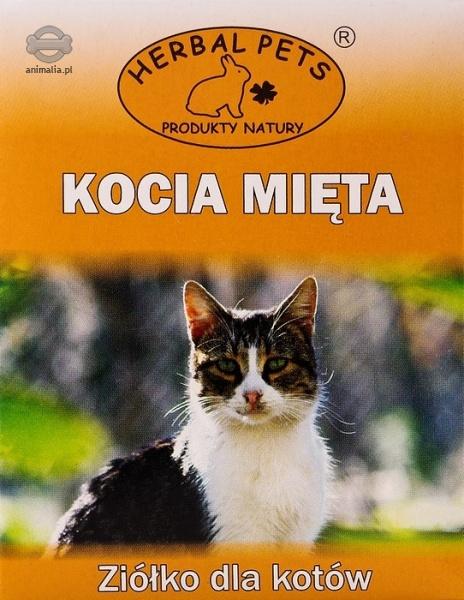 Herbal Pets Kocia mięta w proszku ziółko dla kotów 5g