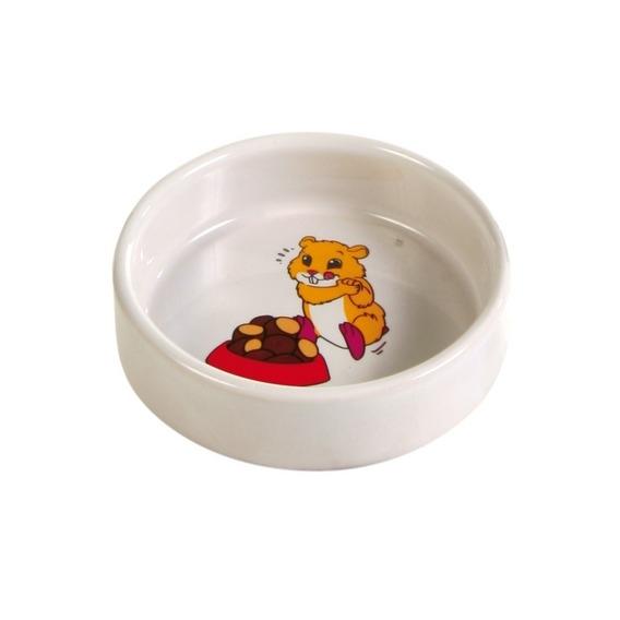 Zdjęcie Trixie Miska ceramiczna dla chomika  90 ml