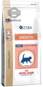 Zdjęcie Royal Canin VD Kitten Growth   0.4kg
