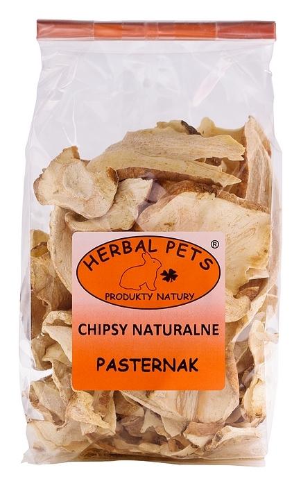 Zdjęcie Herbal Pets Pasternak  chipsy 125g