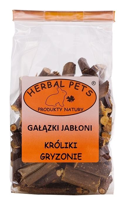 Zdjęcie Herbal Pets Gałązki jabłoni   100g