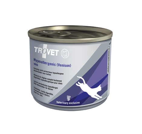 Trovet VRD (venison rice diet) puszka dla kota 200g