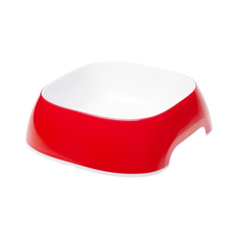 Ferplast Miska Glam Small czerwona 0.4l