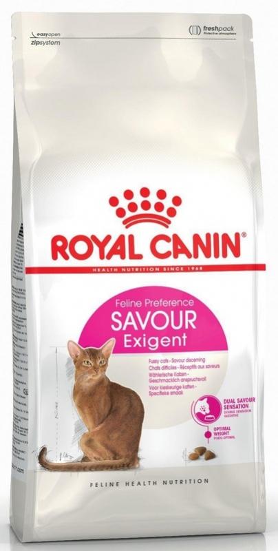 Zdjęcie Royal Canin Exigent  Savour 400g