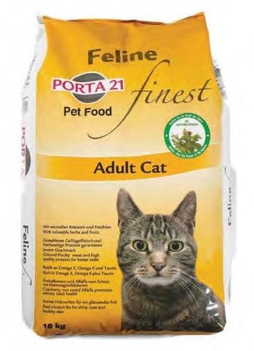 Animaliapl Feline Porta Finest Adult Sucha Karma Kurczak I Ryż - Porta 21