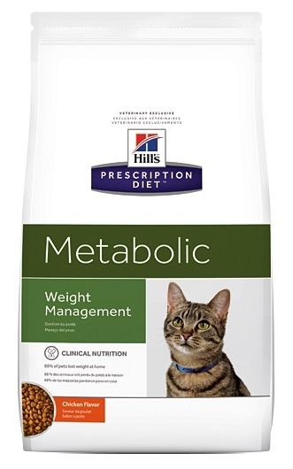 Hill's Vet Feline Metabolic  1.5kg