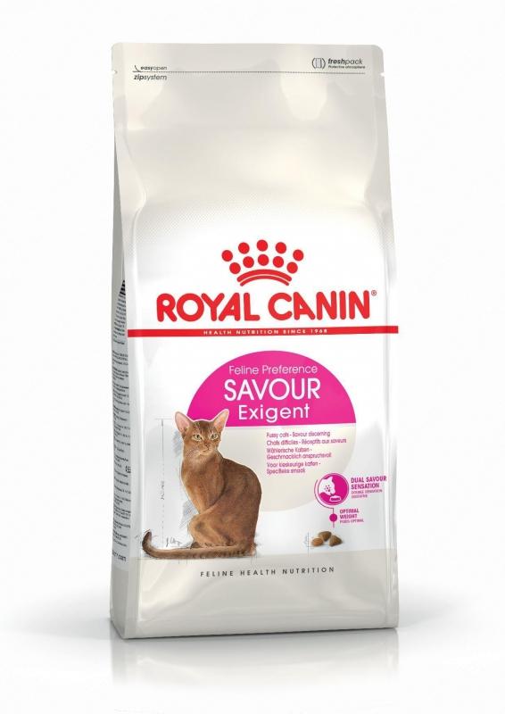 Zdjęcie Royal Canin Exigent  Savour 4kg