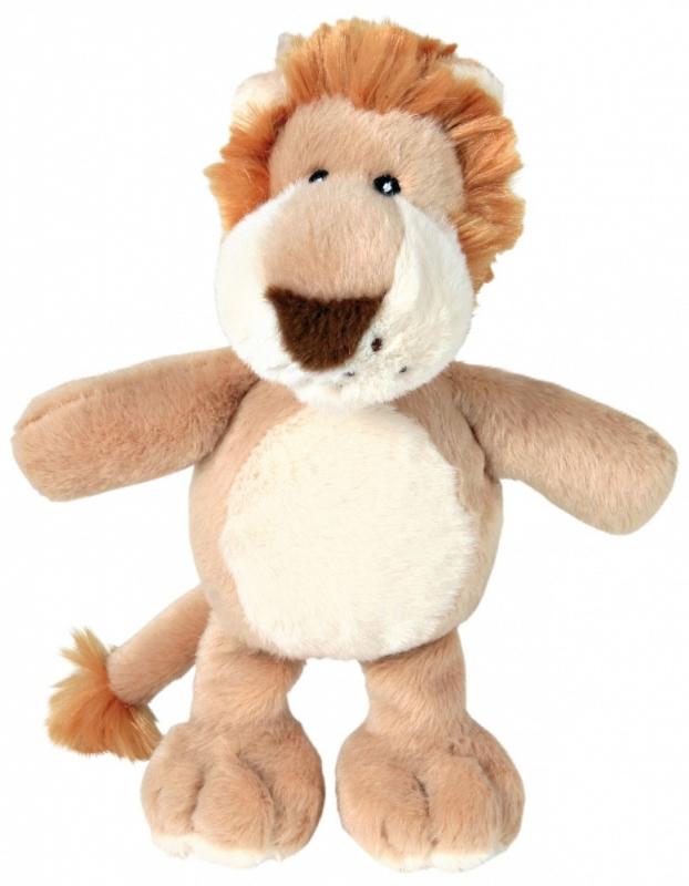 Zdjęcie Trixie Pluszowa zabawka dla psa lew   22 cm