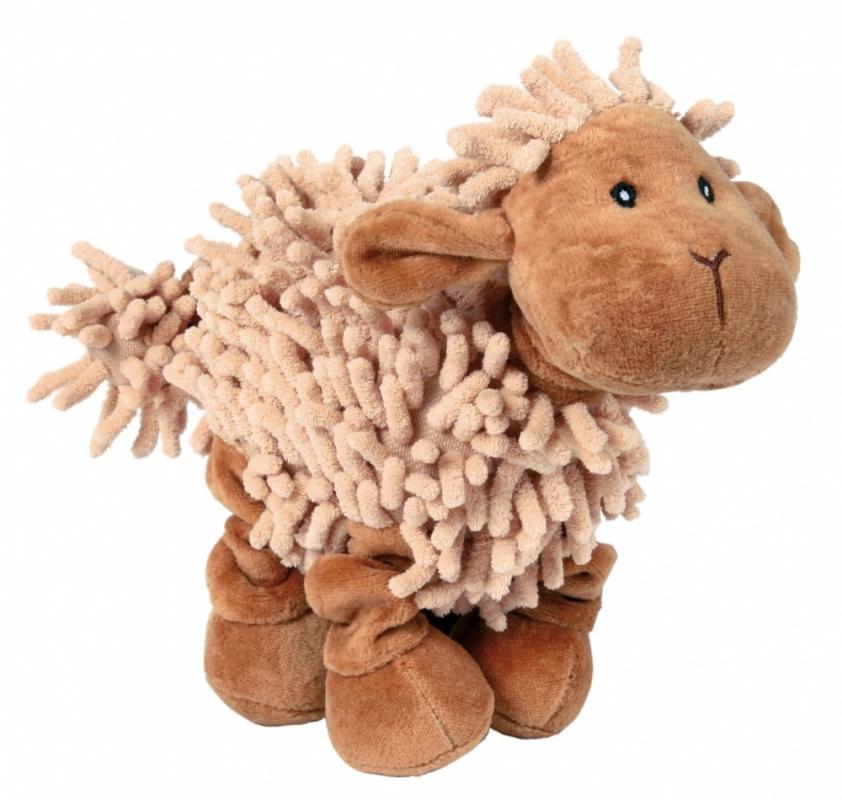 Zdjęcie Trixie Pluszowa zabawka dla psa owca   21 cm