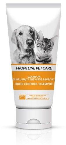Frontline Pet Care Szampon niwelujący brzydkie zapachy dla psów i kotów 200ml