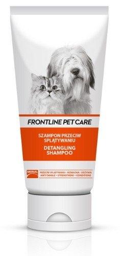 Frontline Pet Care Szampon przeciw splątywaniu sierści dla psów i kotów 200ml