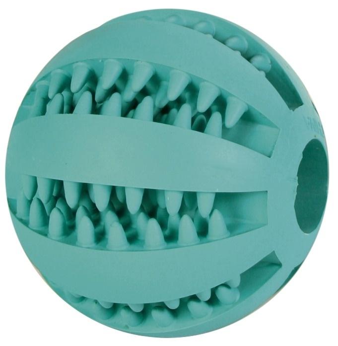 Zdjęcie Trixie Dentafun piłka baseball mała z miętą 5 cm