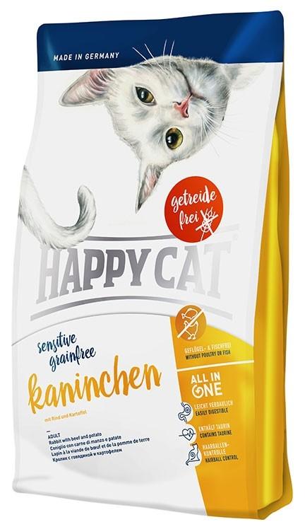 Happy Cat Sensitive Rabbit with Beef grain-free królik z wołowiną i ziemniakami 1.4kg