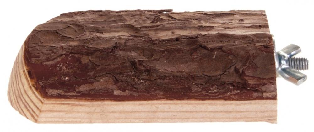 Zdjęcie Trixie Drewniana półeczka do kratek   7 × 10 cm