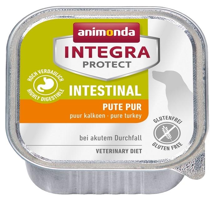 Zdjęcie Animonda Integra Protect Intestinal tacka dla psa  indyczka 100% 150g