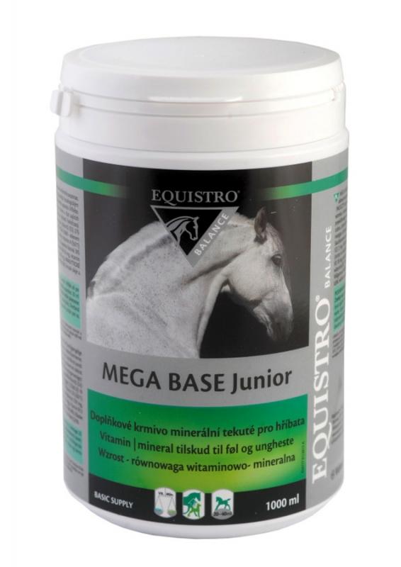 Zdjęcie Equistro Mega Base Junior   1l