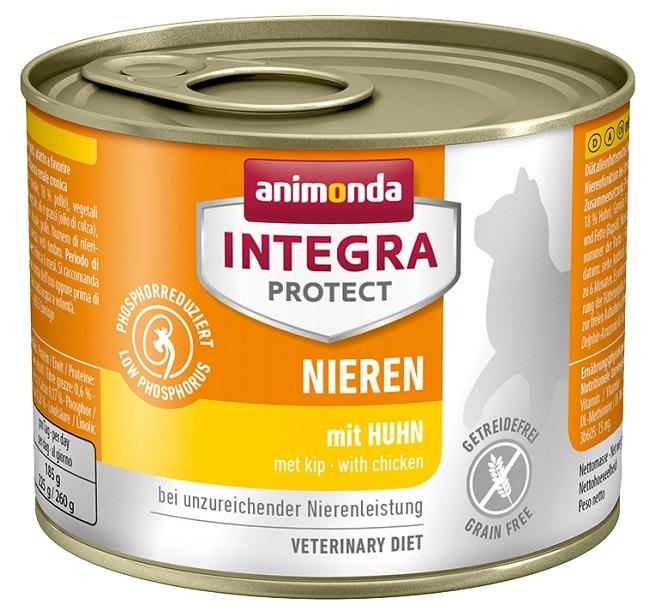 Animonda Integra Protect Nieren puszka dla kota    z kurczakiem 200g