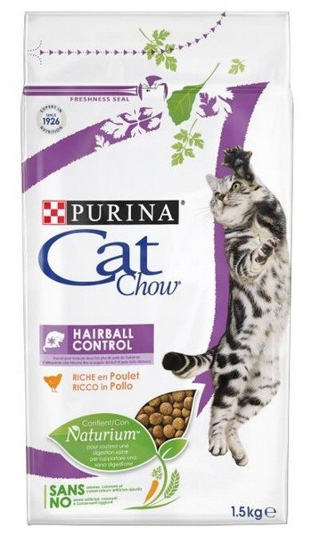 Purina Cat Chow Special Care HC  Hairball Control 1.5kg