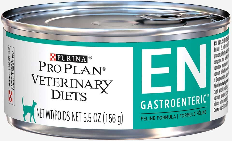 Purina Vet EN Gastroenteric Formula puszka dla kota 195g