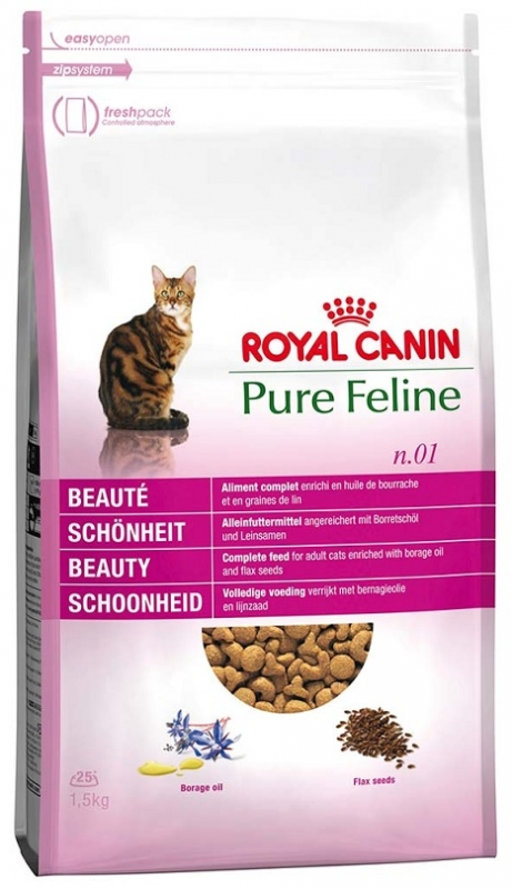 Zdjęcie Royal Canin Pure Feline Beauty  n. 01 300g
