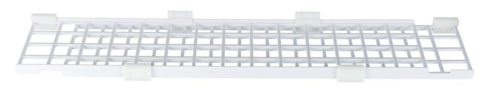Trixie Kratka ochronna do okien górna regulowana plastikowa 75-125 x 16 cm