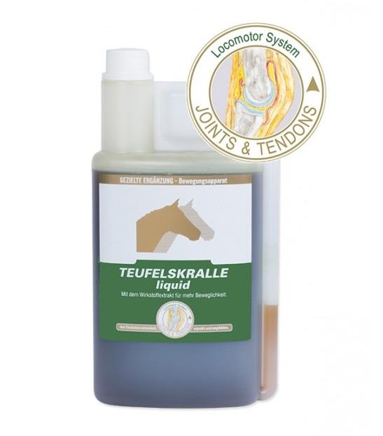 Zdjęcie Vetripharm Teufelskralle Liquid Veterinary Care  czarci pazur w syropie 1l