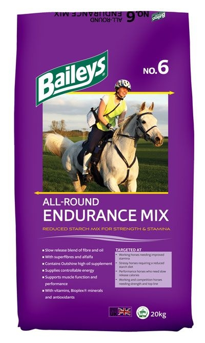 Baileys All-Round Endurance Mix No. 6   20kg
