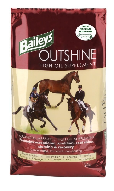 Baileys OUTLET KRÓTKA DATA Outshine High Oil Supplement   20kg