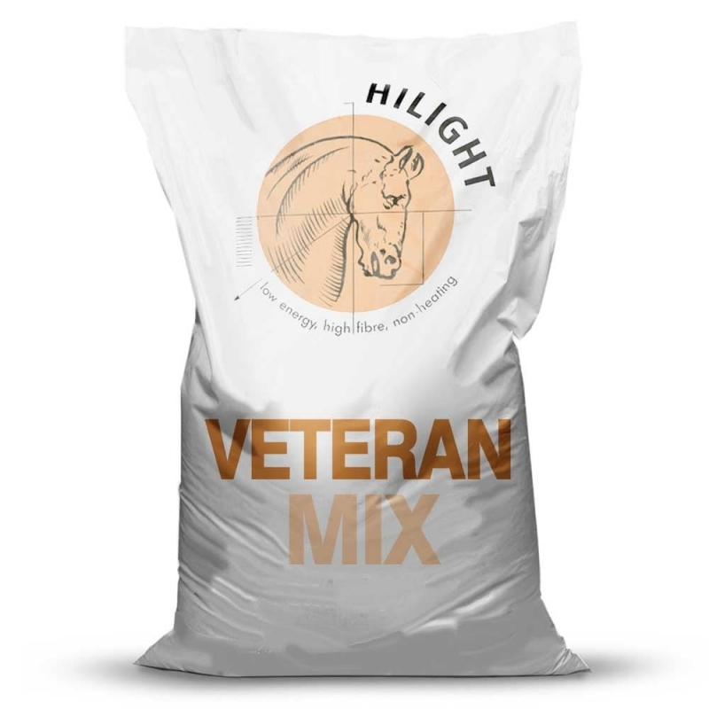Zdjęcie Hilight Veteran Mix   20kg