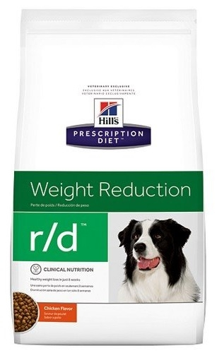 Hill's Vet Canine r/d Weight Reduction  12kg