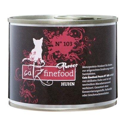 Catz Finefood N.103 Purrrr puszka kurczak 200g