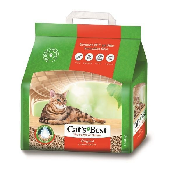 JRS Cat's Best Original Eco Plus  10l