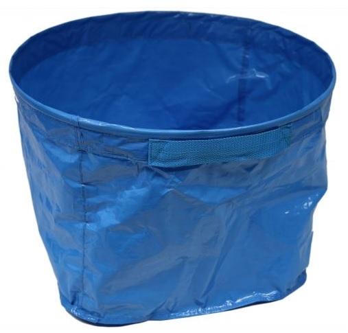 Top Box Liner zapasowa torba do kuwety niebieska 48 x 46 x 34 cm