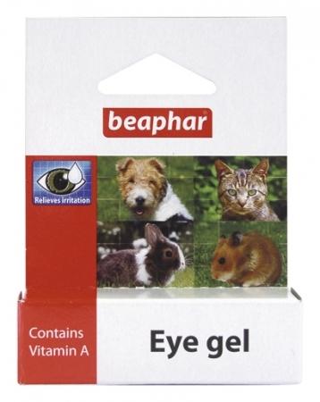 Beaphar Eye Gel żel do pielęgnacji oczu dla wszystkich małych zwierząt 5ml