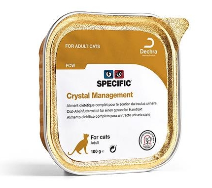 Specific Cat Struvite Management (tacka) FCW 100g