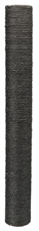 Trixie Wałek sizalowy zapasowy szary 9 x 70 cm